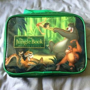 Jungle Book Lunch Bag